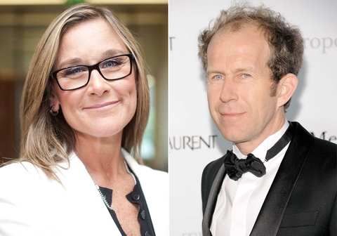 Angela Ahrendts and Paul Deneve - Embed