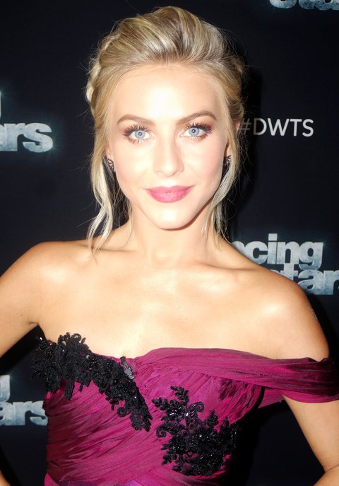 Julianne Hough DTWS Diary 4