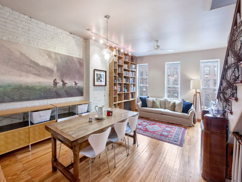 Rose Bryne and Bobby Cannavale's Home - Embed 1