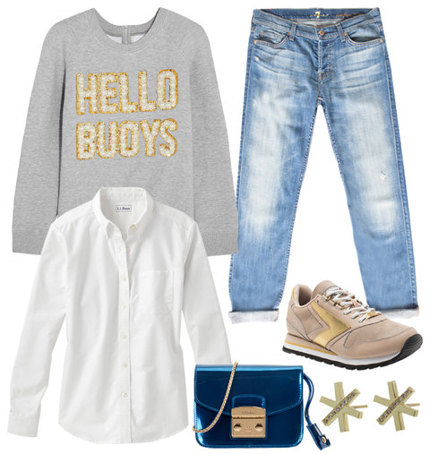 How to Wear White - Weekend