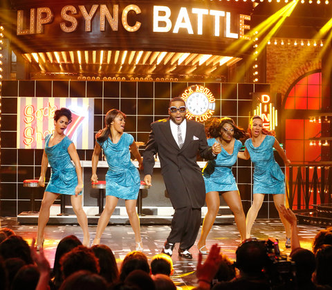 Lip Sync Battle - Anthony Anderson - Embed 1
