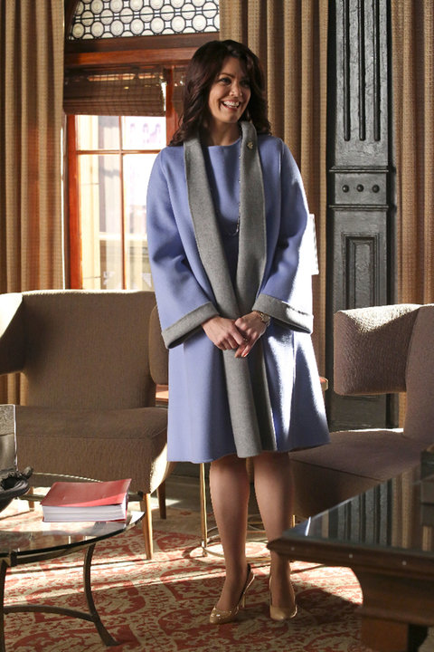 Scandal Fashion Recap: It's Hard Out Here for a General