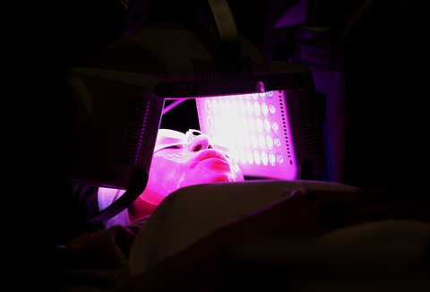 LED Light Facial - Embed