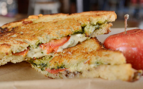Grilled Cheese - Embed 3