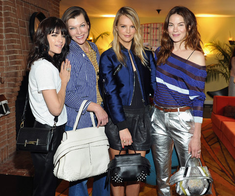 Tod's Baby2Baby Event Blair Jovovich Patricof Monaghan - Embed 2016