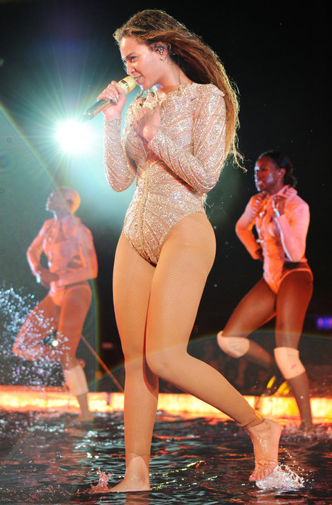 Beyonce Tour Outfits 2