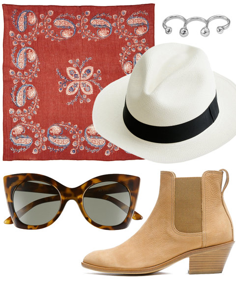 Thelma Louise Style Accessories  - Embed 2016