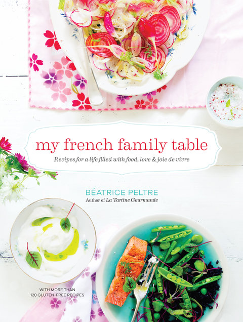 My French Family Cookbook Embed