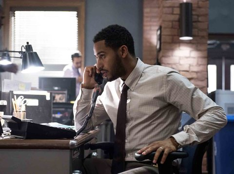 Elliot Knight/American Gothic Interview - Embed