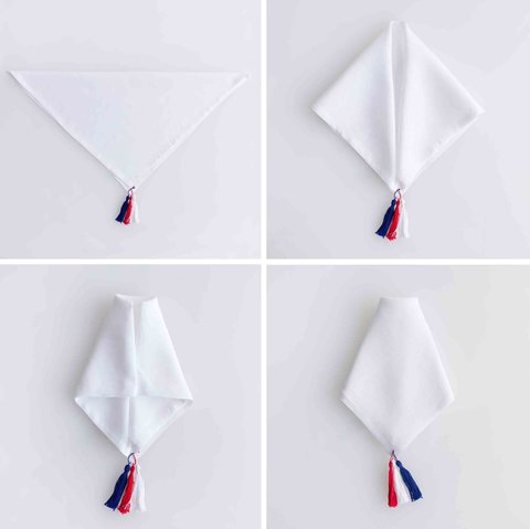 4th of July Napkins - Embed 1