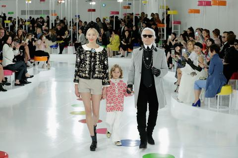 Chanel Cruise Show embed