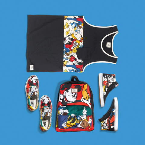 Vans and Disney embed 2