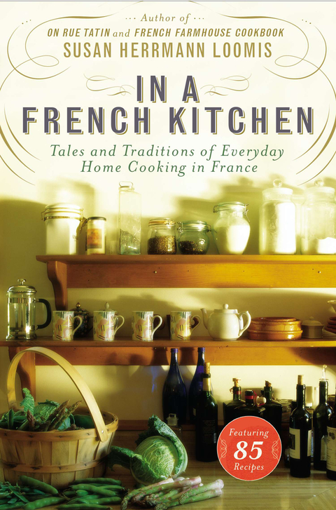 In a French Kitchen book