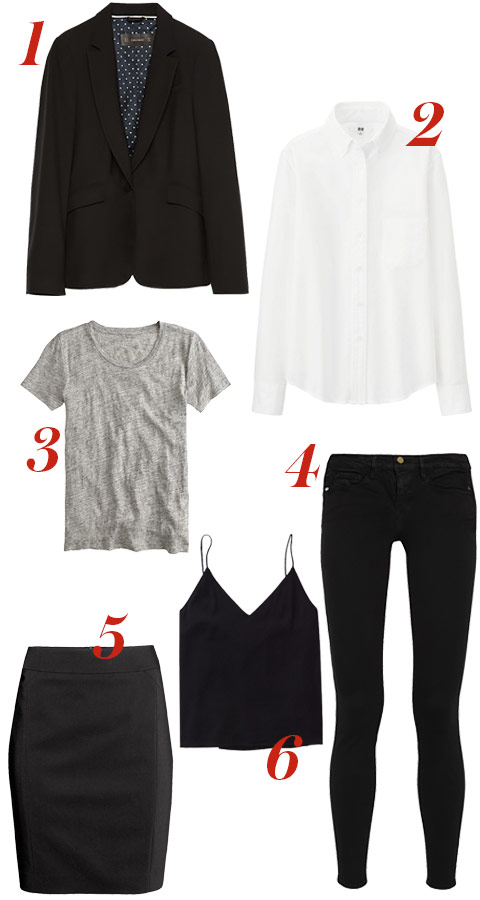 Pieces you can wear again embed