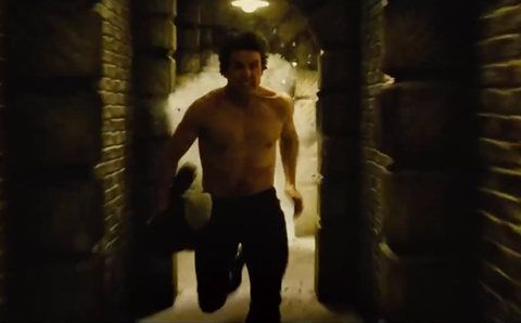 Mission Impossible - Tom Cruise - abs