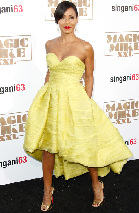 Los Angeles World Premiere of Warner Bros. Pictures'  Magic Mike XXL