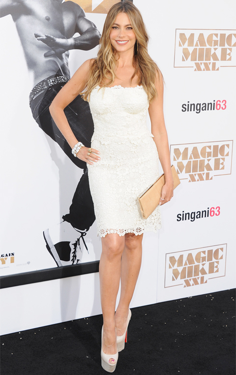 Los Angeles World Premiere of Warner Bros. Pictures'  Magic Mike XXL  - Arrivals