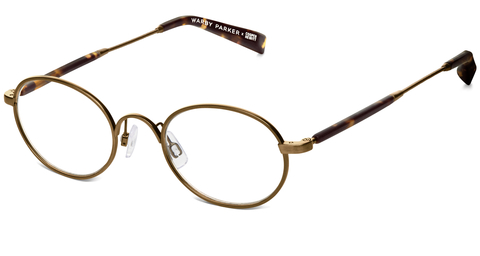 Warby Parker and Cooper Hewitt embed