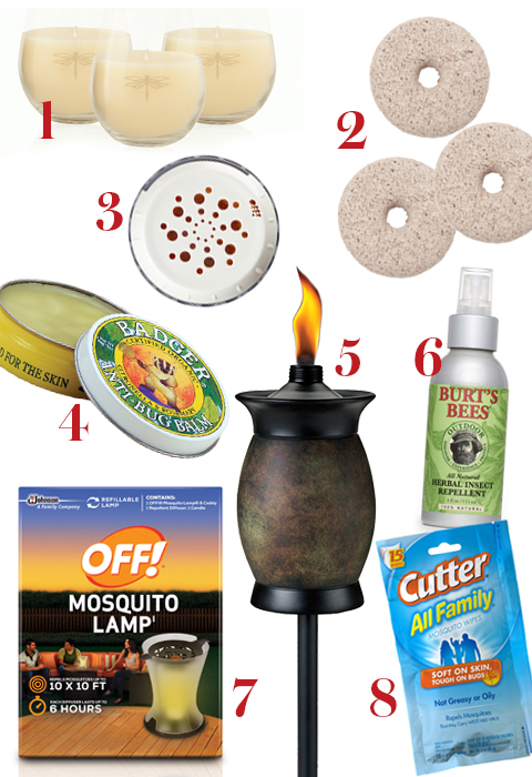 How To Keep Mosquitoes Away From Your Backyard Party Instyle