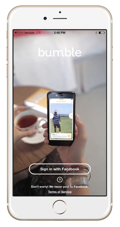 Dating App - bumble