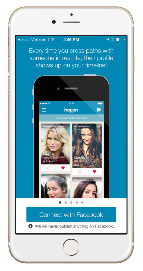 Dating App - Happn