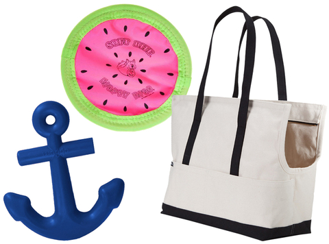 Summer In Style - Doggy Bag Goods