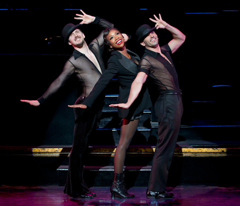 "Grammy winner Brandy Norwood makes her Broadway debut as ""Roxie Hart,"" April 28 – June 21, 2015 only."