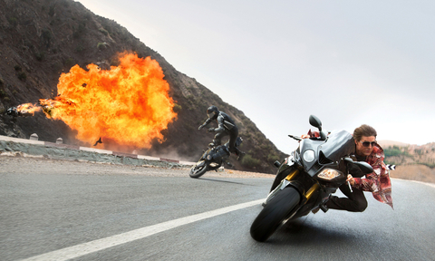 MISSION: IMPOSSIBLE - ROGUE NATION, Tom Cruise, 2015. ph: Bo Bridges / © Paramount Pictures / courtesy Everett Collection