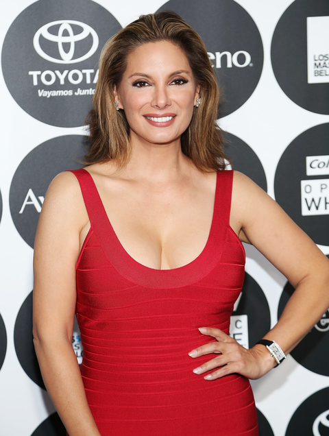 Alex Meneses attends the  People En Espanol's  50 Most Beautiful  2015 Gala on May 12, 2015 in New York City.
