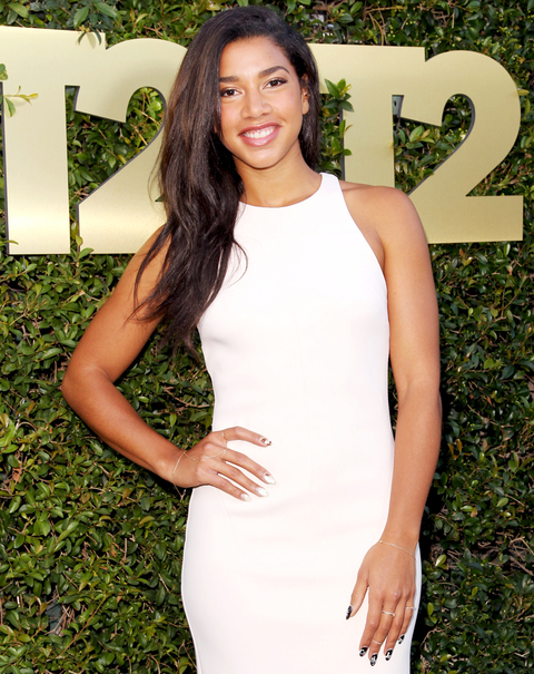 Model/DJ Hannah Bronfman attends the E3 Kickoff party hosted by Take-Two Interactive CEO Strauss Zelnick on June 15, 2015 in West Hollywood, California.