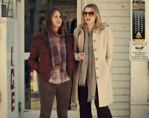 MISTRESS AMERICA, from left: Lola Kirke, Greta Gerwig, 2015. /TM and copyright ©Fox Searchlight