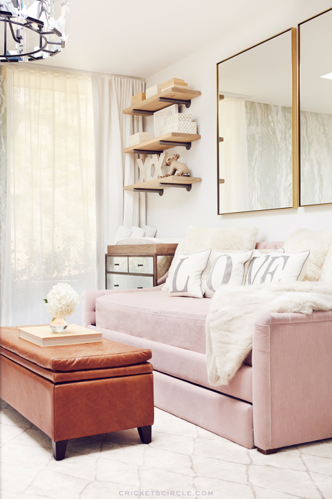 Jaime King Nursery