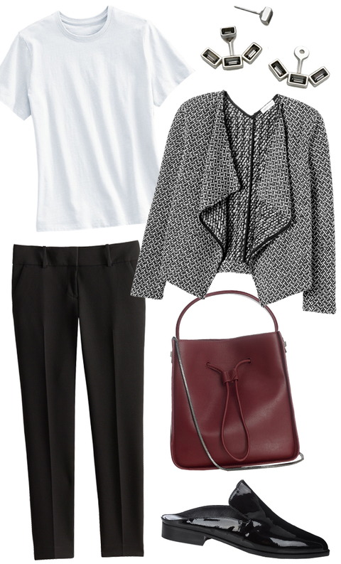 White Tees to Wear to Work