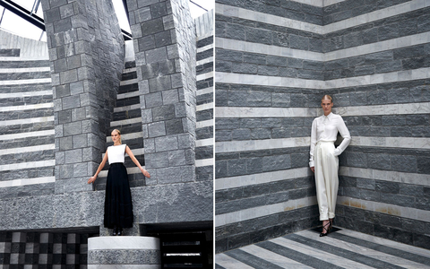 Travel and Leisure - High Fashion Meets Architecture embed1