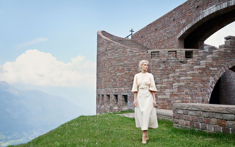 Travel and Leisure - High Fashion Meets Architecture embed4