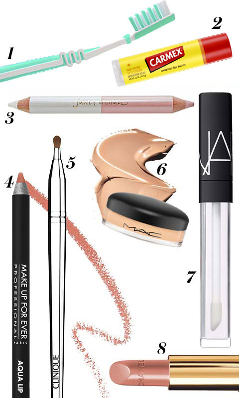 Lip Contouring - Embed