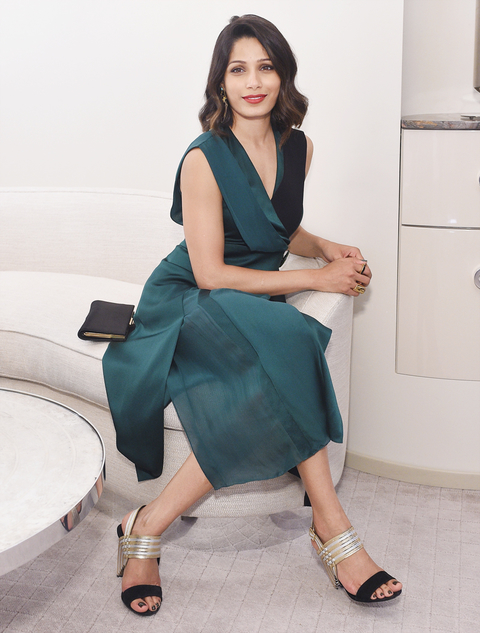 InStyle Exclusive - DO NOT POST - Ferragamo Celebrates 100 Years In Hollywood