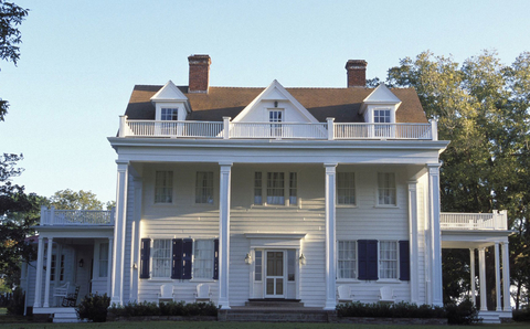 The Notebook House - Embed