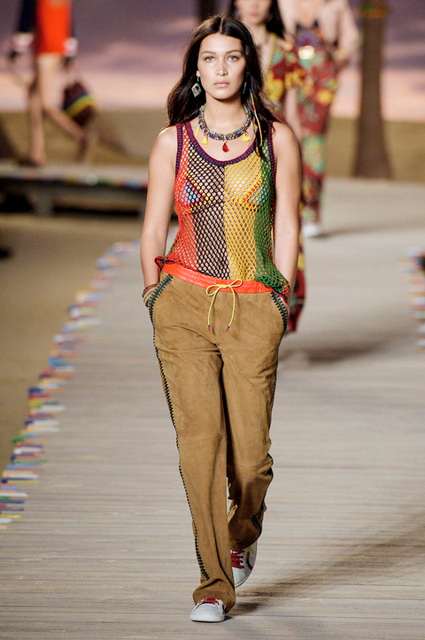 Tommy Hilfiger - Runway RTW - Spring 2016 - New York Fashion Week