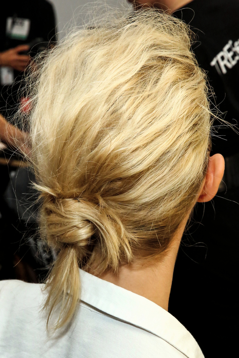 TRESemme at Marissa Webb - Backstage - Spring 2016 MADE Fashion Week