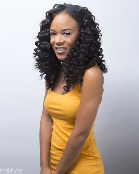 Serayah McNeill, Empire, Periscope
