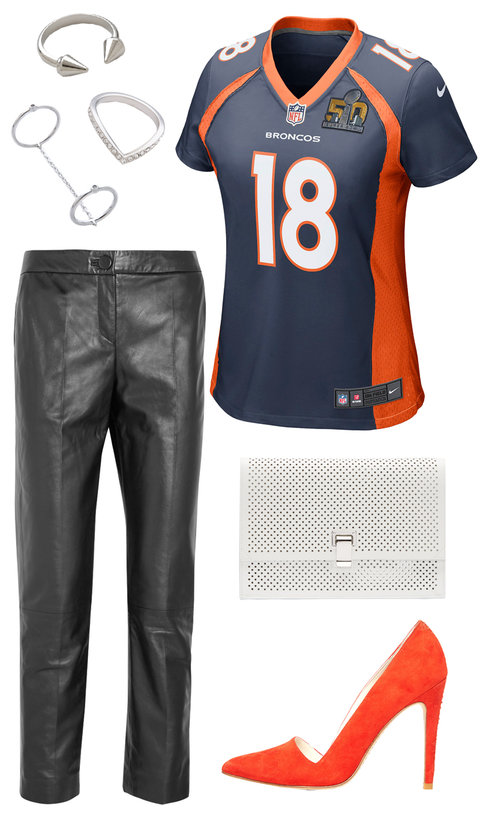 How to Style your Jersey