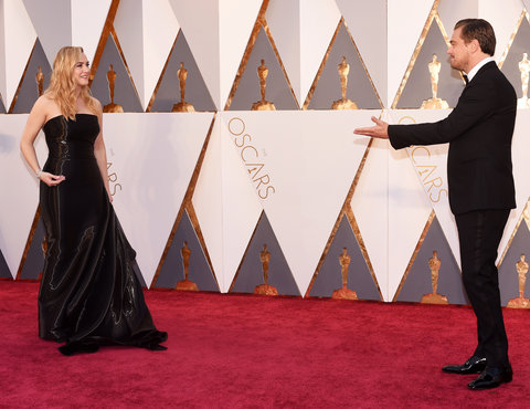 Oscar Leo and Kate - Embed