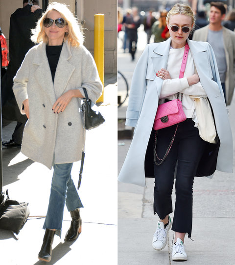 Celebs in Mother Jeans