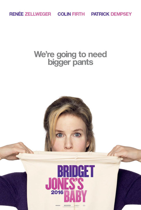 Bridget Jones Baby - Movie Poster