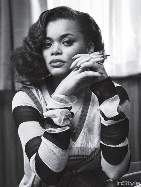 Andra Day - InStyle May 2016 - EMBED 2
