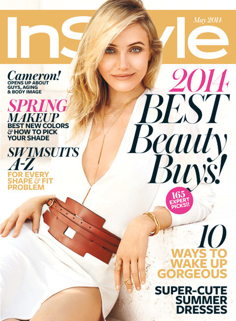 Cameron Diaz cover