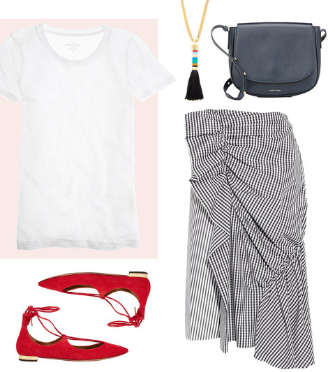White T-Shirts for Work - Embed 2016