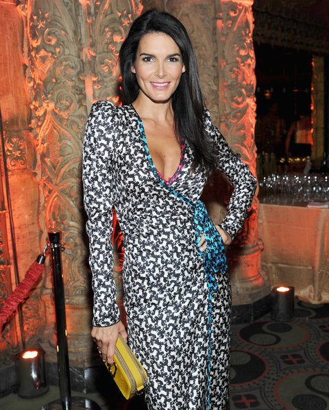 Marc Jacobs Party - July 21, 2016 - Angie Harmon