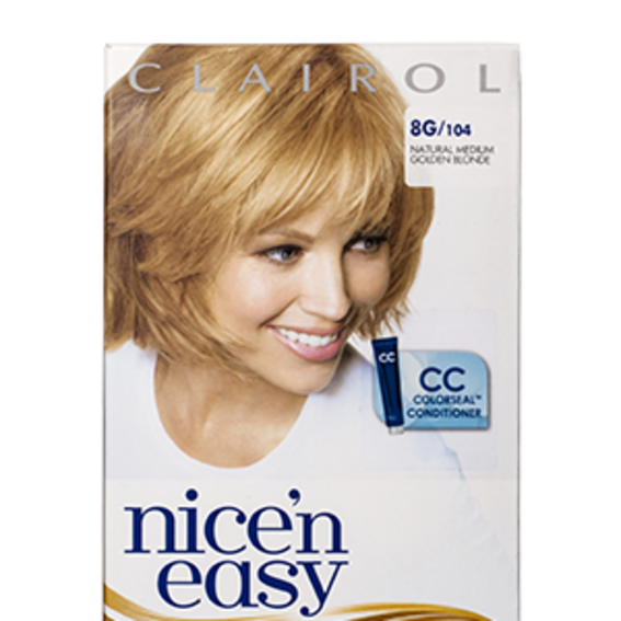 Best Single Process Hair Color: Clairol Nice 'n Easy